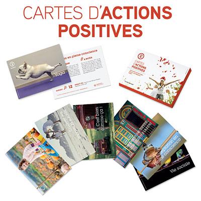 Offre d'abonnement 6 n° + les cartes Positran