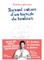 Offre d'abonnement 1 an – 6 numéros +le livre <i>Journal intime d'un touriste du bonheur</i> de Jonathan Lehmann